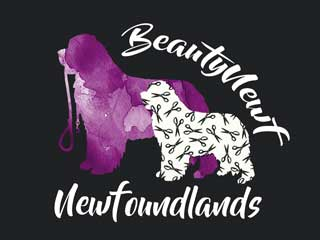 Beautynewf Kennels logo